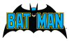 Batman Retro Logo 2