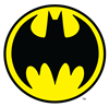Batman Circle logo