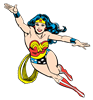 Wonder Woman Fly