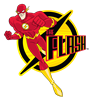 Flash Badge