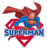 Superman Badge 1