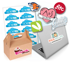 Logo Stickers214
