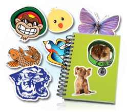 Animals Stickers 446