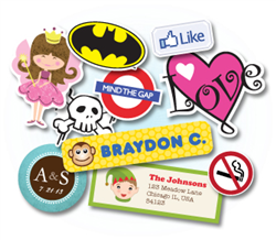 stickers for girls