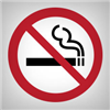 Sign and symbol stickers. Everything from no smoking signs to biohazard and peace sign stickers. If you can't find the right sign you can create your own removable, vinyl die-cut stickers right here at StickerYou!
