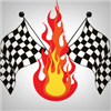 You'll feel like a race car driver with these flame and racing stickers from StickerYou! With a selection of flame stickers, bumper stickers, car decals, motorcycle stickers, and you can make your own car stickers, they will make those long car trips fly by!