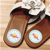 Ensure your kid's shoes never go missing again with StickerYou's shoe labels! With our super-sticky adhesive, they are perfrect for sticking to the insoles of your child's shoes. These scratch-proof, water-proof, UV-proof, fade-proof wonders can be fully personalized with fun images and your child's name, just like all our other kids stickers and labels!