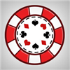 Have some fun with Casino & Poker stickers. Pick a readymade page or make your own stickers for casino night! Make stickers for poker chips, casino stickers to customize your beer glasses, or even a poker hand ranking sticker for the friend who can't remember if a full house beats a flush.