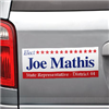 Cast your vote with StickerYou for our great collection of political bumper stickers! Choose from our selection of conservative bumper stickers, Obama bumper stickers,  even funny bumper stickers. Can't find what you're looking for? Create your own custom decals right here at StickerYou!