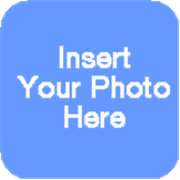 "1.5"" Square Photo Stickers"