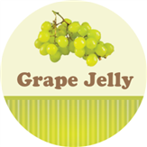 Vines Grape Jelly Border