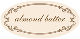Victorian Almond Butter Label