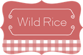 Wild Rice Fancy Label