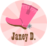 Cowboy Boot Label