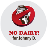 Dairy Allergy Label