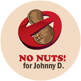 Nut Allergy Label