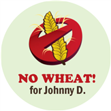 Wheat Allergy Label