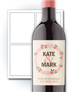 "4"" x 5"" Wine Labels"