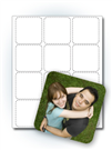 "2.5"" Square Photo Stickers"