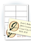 "4"" x 2"" Rectangle Labels"