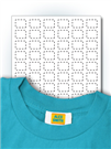 Large Clothing Labels